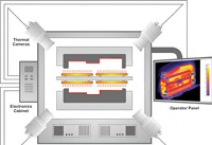 Automatische Temperaturerfassung mit Infrarotsystemen beim Kunststoffschweißen