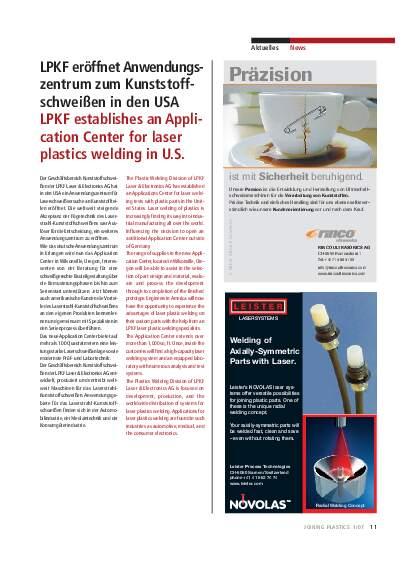 Ausgabe 1 (2007) Page 11