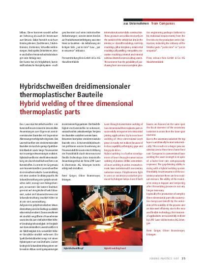 Ausgabe 1 (2007) Page 25