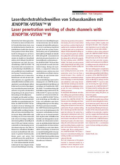 Ausgabe 1 (2007) Seite 29