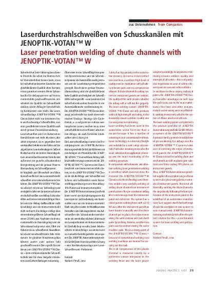 Ausgabe 1 (2007) Page 29