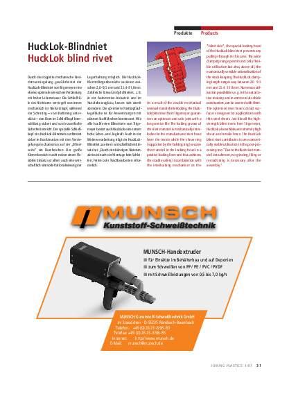 Ausgabe 1 (2007) Page 31