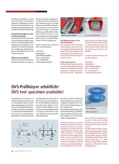 Ausgabe 1 (2007) Page 34