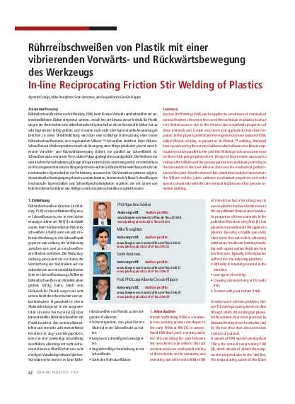 Ausgabe 1 (2007) Seite 42