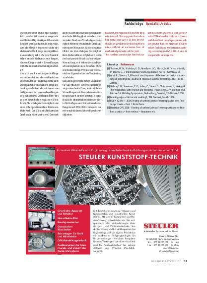 Ausgabe 1 (2007) Seite 51