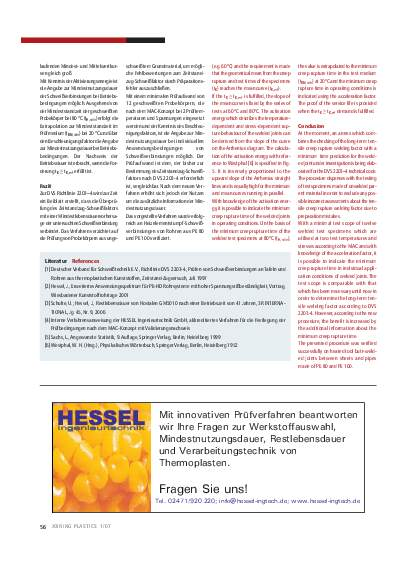 Ausgabe 1 (2007) Page 56