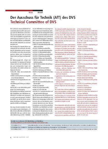 Ausgabe 1 (2007) Seite 6