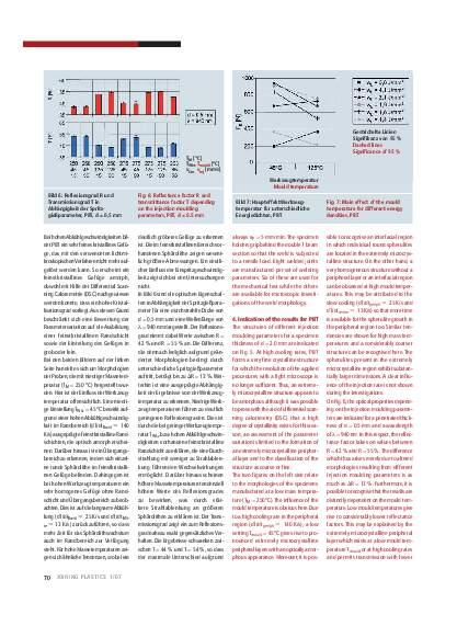 Ausgabe 1 (2007) Seite 70