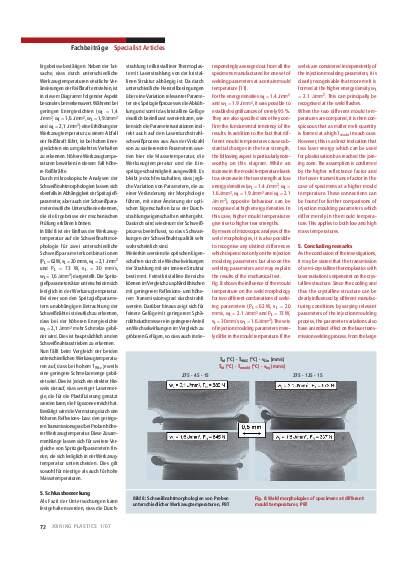 Ausgabe 1 (2007) Seite 72