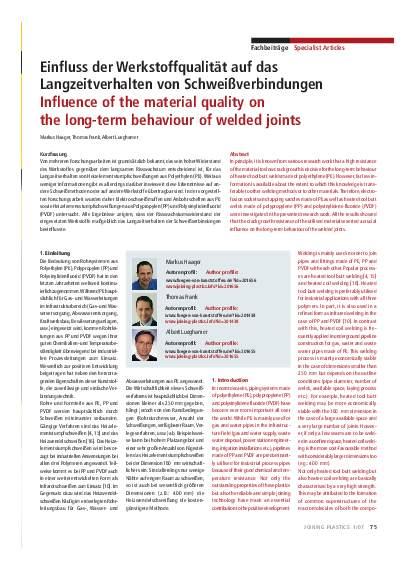 Ausgabe 1 (2007) Page 75