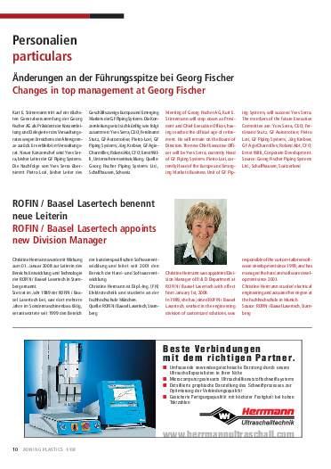 Ausgabe 1 (2008) Page 10