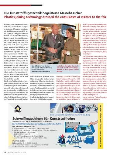 Ausgabe 1 (2008) Seite 14