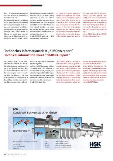 Ausgabe 1 (2008) Seite 22