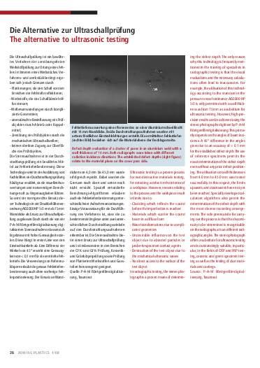 Ausgabe 1 (2008) Page 26