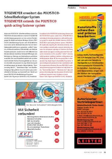 Ausgabe 1 (2008) Seite 29