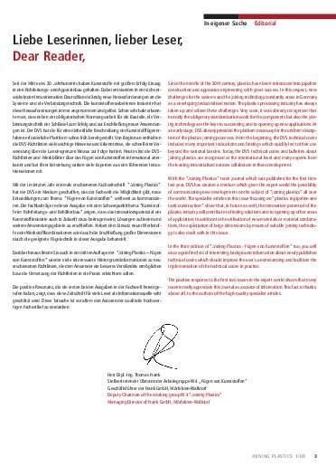 Ausgabe 1 (2008) Seite 3