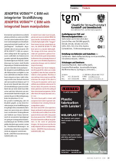 Ausgabe 1 (2008) Page 31