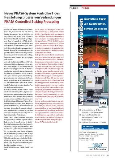 Ausgabe 1 (2008) Seite 33