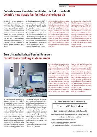 Ausgabe 1 (2008) Seite 35