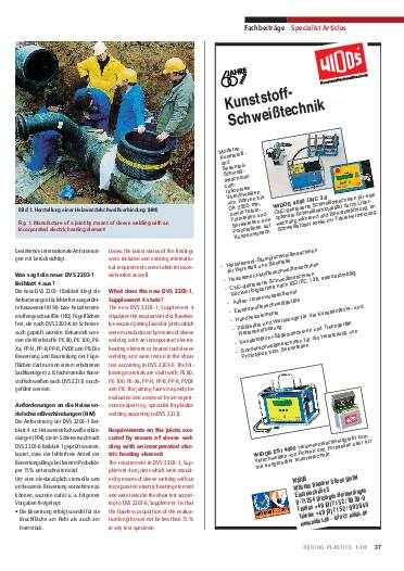 Ausgabe 1 (2008) Page 37