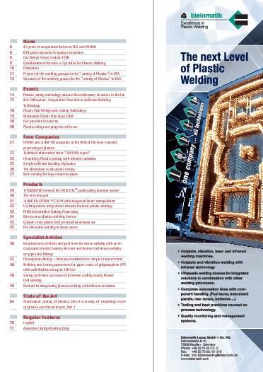 Ausgabe 1 (2008) Seite 5