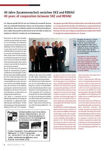Ausgabe 1 (2008) Seite 6