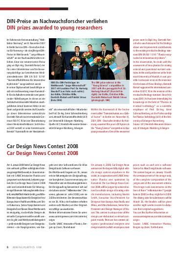 Ausgabe 1 (2008) Page 8