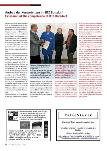 Ausgabe 1 (2009) Page 12