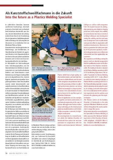 Ausgabe 1 (2009) Seite 14