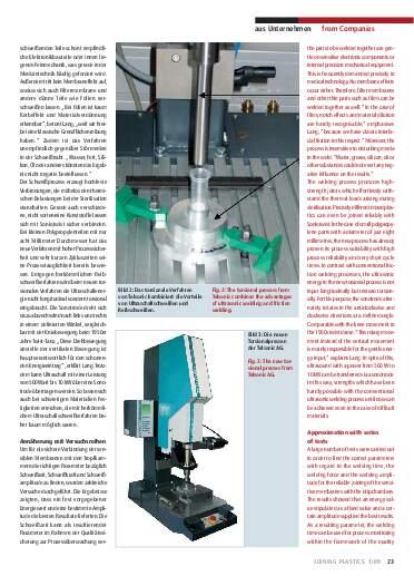 Ausgabe 1 (2009) Seite 23