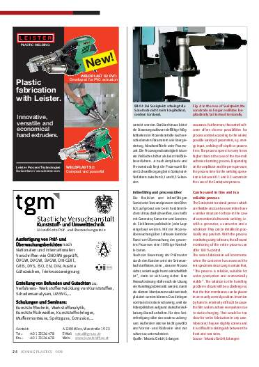 Ausgabe 1 (2009) Page 24