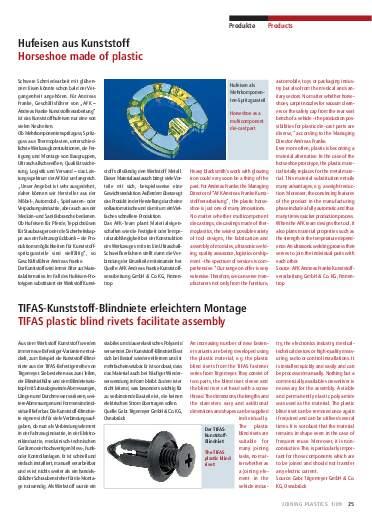 Ausgabe 1 (2009) Seite 25