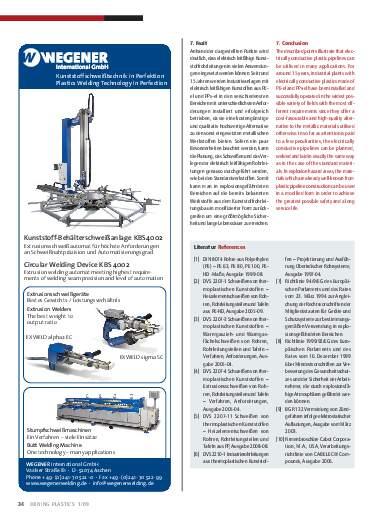 Ausgabe 1 (2009) Seite 34