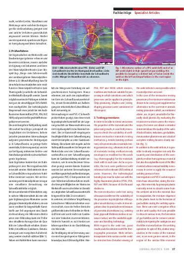 Ausgabe 1 (2009) Page 37
