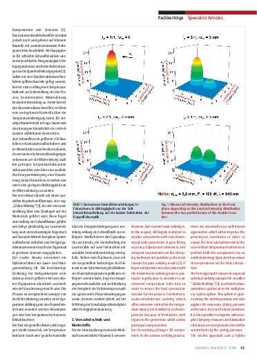 Ausgabe 1 (2009) Seite 43