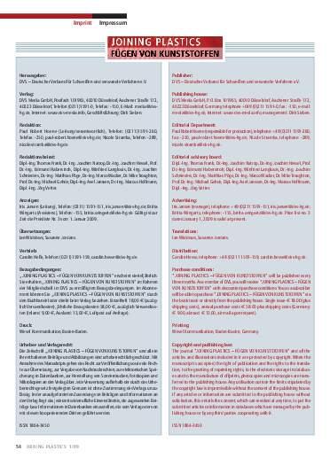 Ausgabe 1 (2009) Page 54