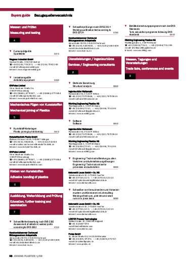 Ausgabe 1 (2009) Seite 58