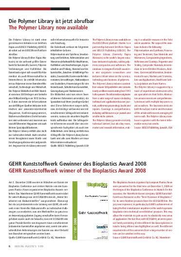 Ausgabe 1 (2009) Page 6