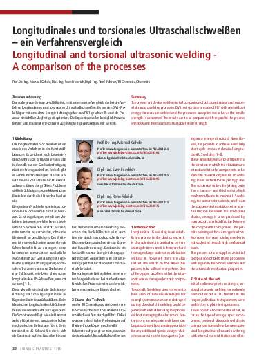 Ausgabe 1 (2010) Page 32