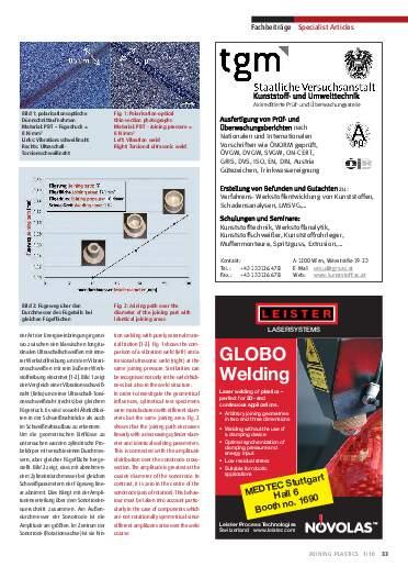 Ausgabe 1 (2010) Page 33