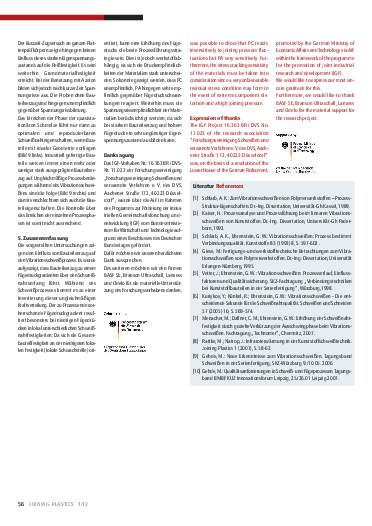 Ausgabe 1 (2012) Page 56