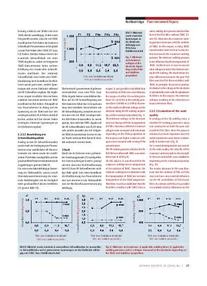 Ausgabe 1 (2016) Seite 27
