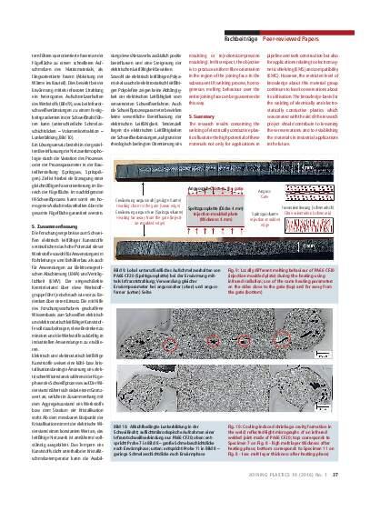 Ausgabe 1 (2016) Seite 37