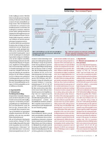 Ausgabe 1 (2018) Seite 31