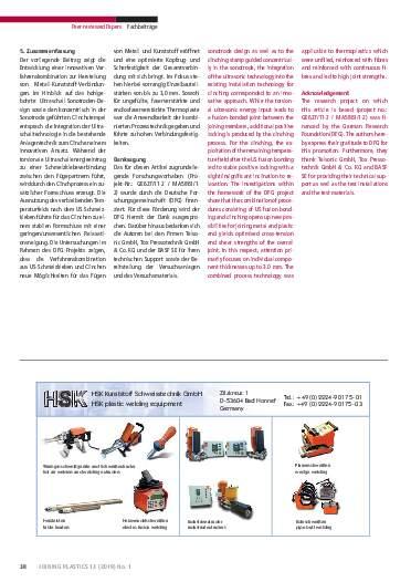 Ausgabe 1 (2019) Seite 38