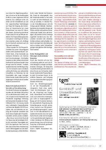 Ausgabe 1 (2021) Seite 17