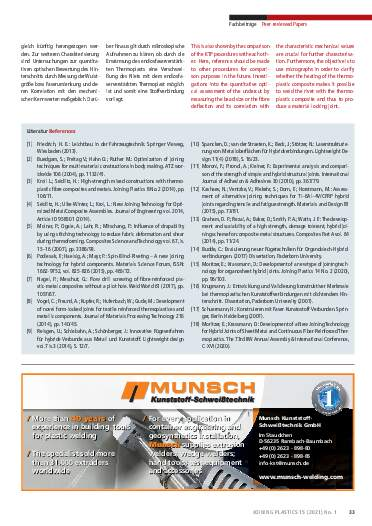 Ausgabe 1 (2021) Seite 33