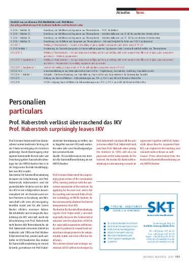 Ausgabe 2 (2007) Page 111