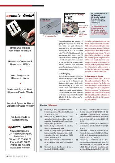 Ausgabe 2 (2008) Page 140