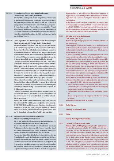 Ausgabe 2 (2008) Seite 87